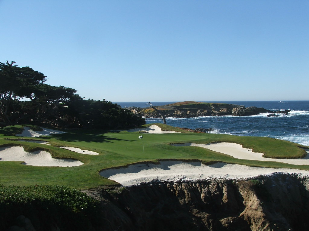 Cypress Point Golf Holes
