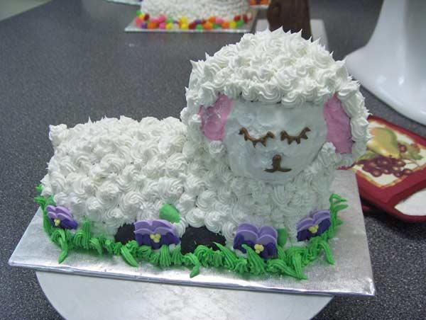Easter Cakes Wilton