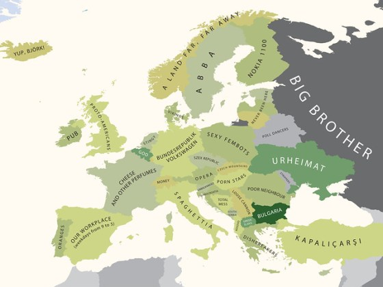Stereotypes of European Countries      FeradZ Blog Europe According to Bulgaria