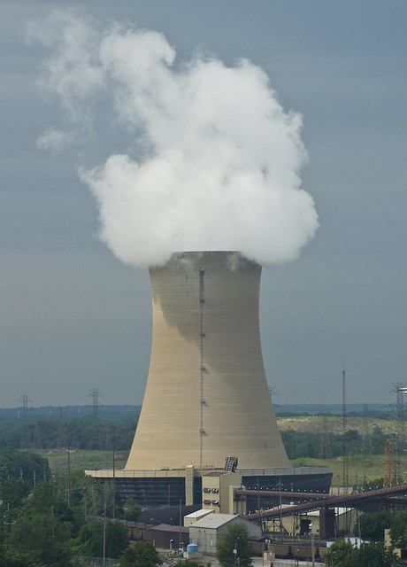Nuclear Power Plant Michigan City Flickr Photo Sharing