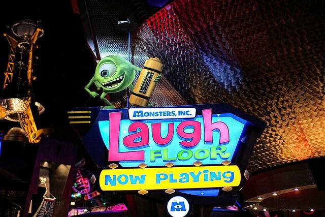 Laugh Factory Magic Kingdom