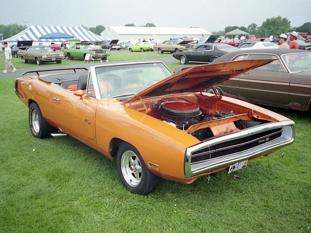 1970 Dodge Daytona R T Convertable