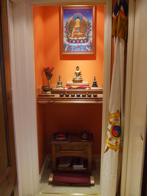 Home Buddhist Shrine Flickr Photo Sharing