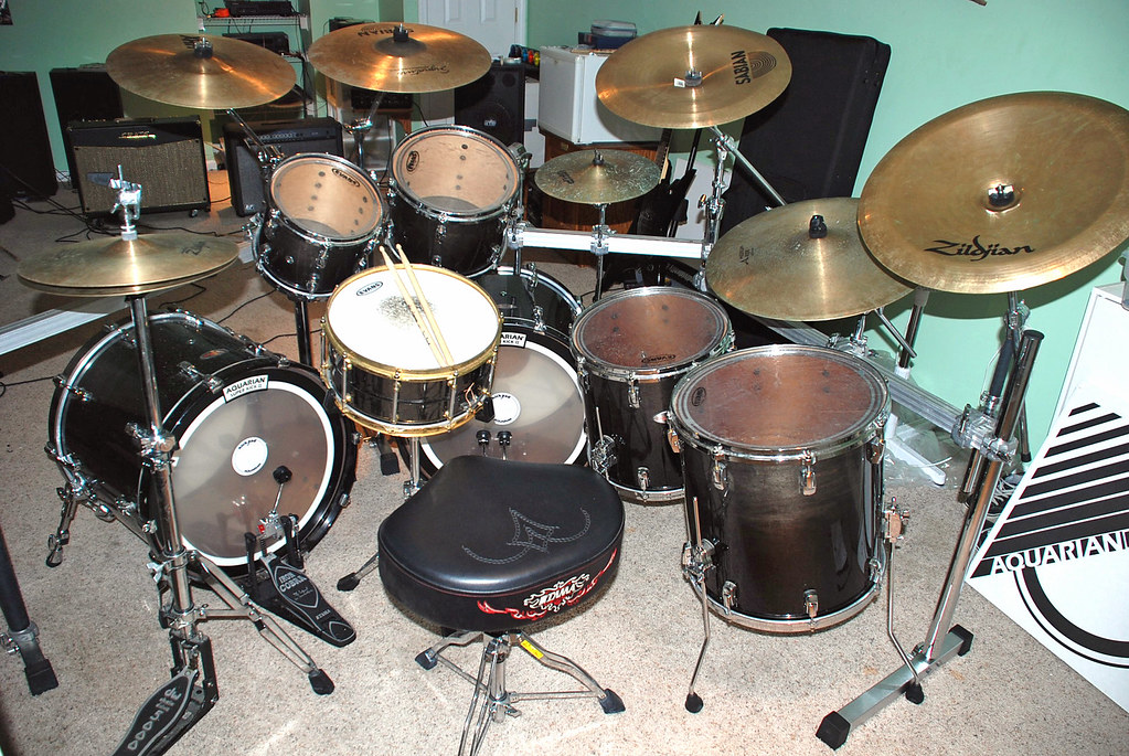 PEARL REFERENCE DRUM SET   a photo on Flickriver PEARL REFERENCE DRUM SET