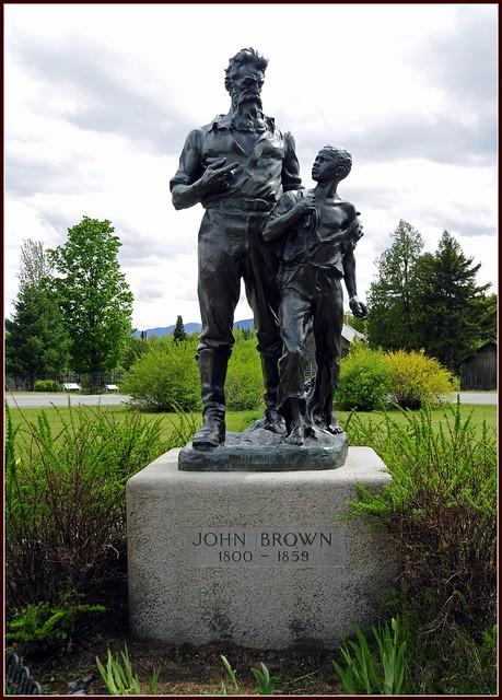 John Brown Quot Militant Abolitionist Quot Or Quot Domestic Terrorist
