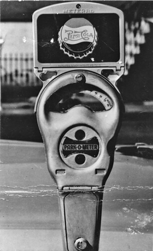 Parking Meter 1951 Flickr Photo Sharing