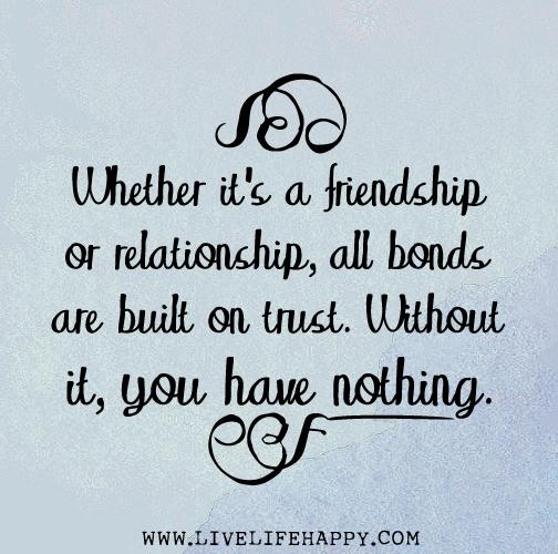 Special Friendship Bond Quotes