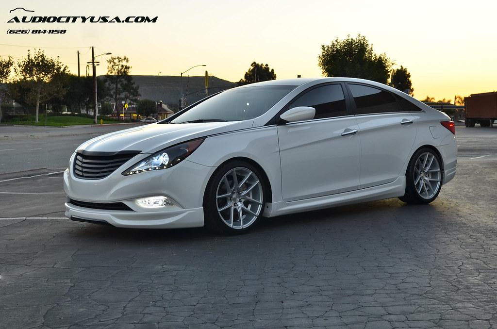 22 Inch Rims For Hyundai Sonata