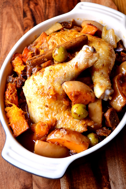 Butternut And Chicken Recipes