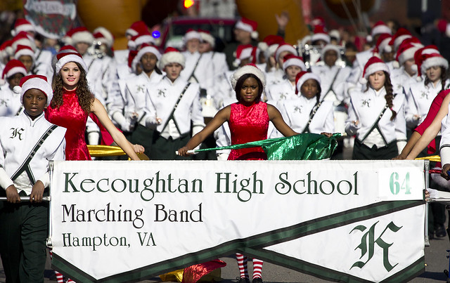 Kecoughtan High School Hampton Virginia