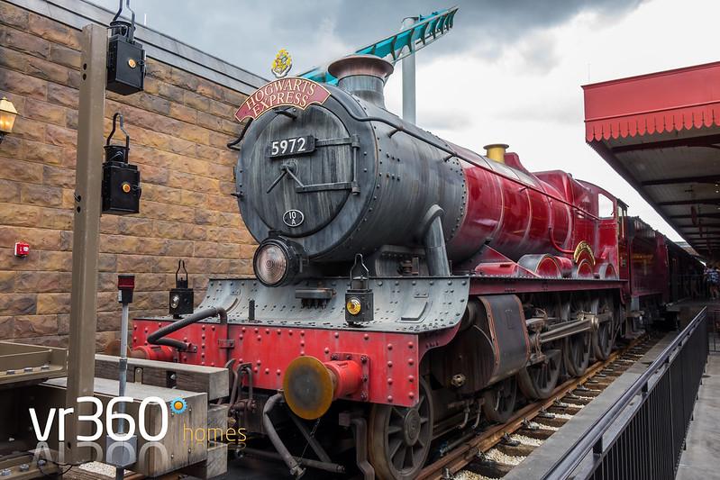 Hogwarts Express at Universal Studios