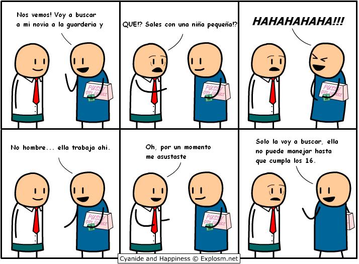 Humor Negro En Ingles