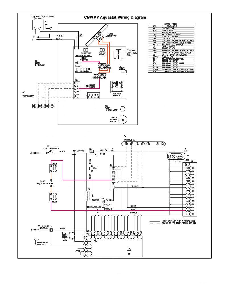 York Furnace Wiring Stat