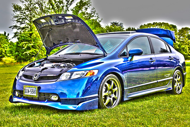 Pimped Out Honda Civic 2006
