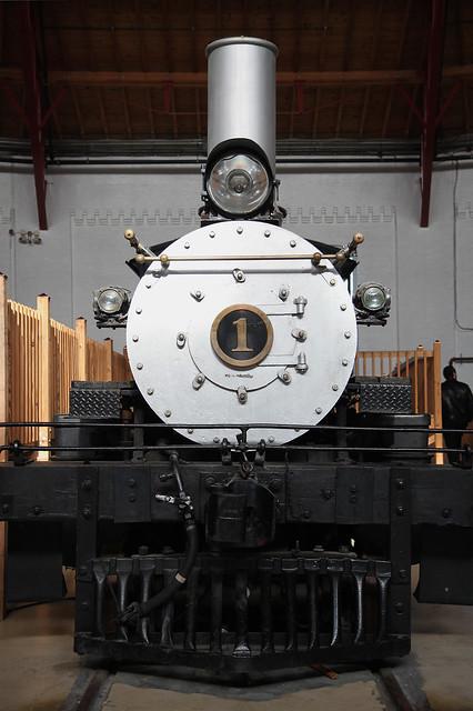 Clinchfield Locomotive No 1 Flickr Photo Sharing