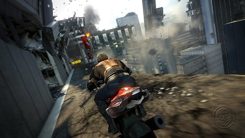 PS3 2011 Preview  20 Exclusive Games     PlayStation Blog MotorStorm Apocalypse for PS3  Skyline track