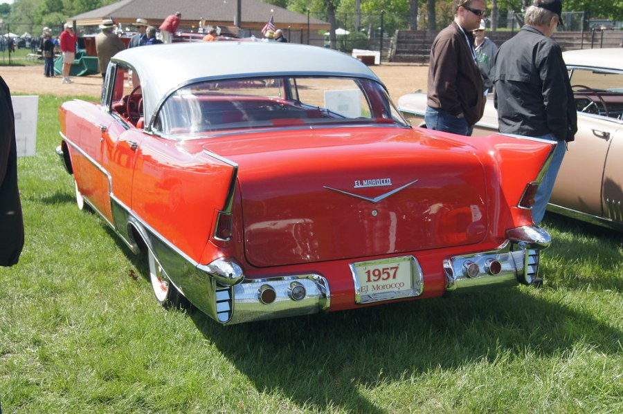 1955 ford cars » Blog Post   Five Dumb Car Ideas   Car Talk 57 Chevrolet El Morocco by DVS1mn  on Flickr