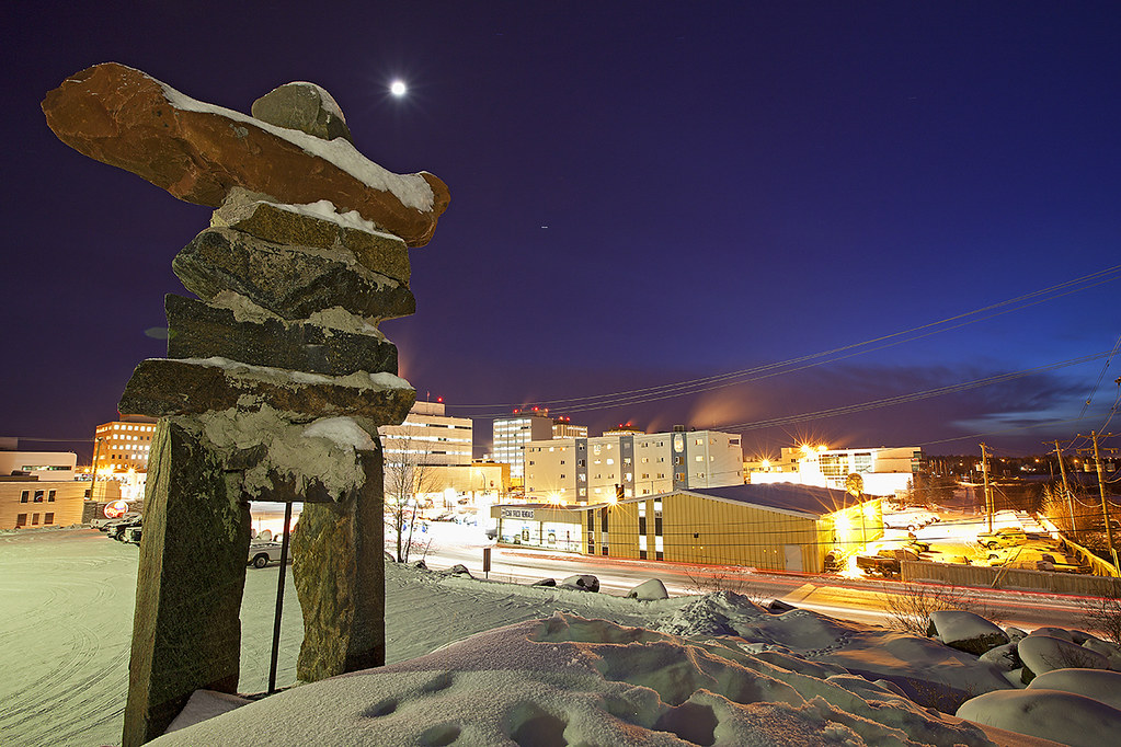 Northern Lights Northwest Territories