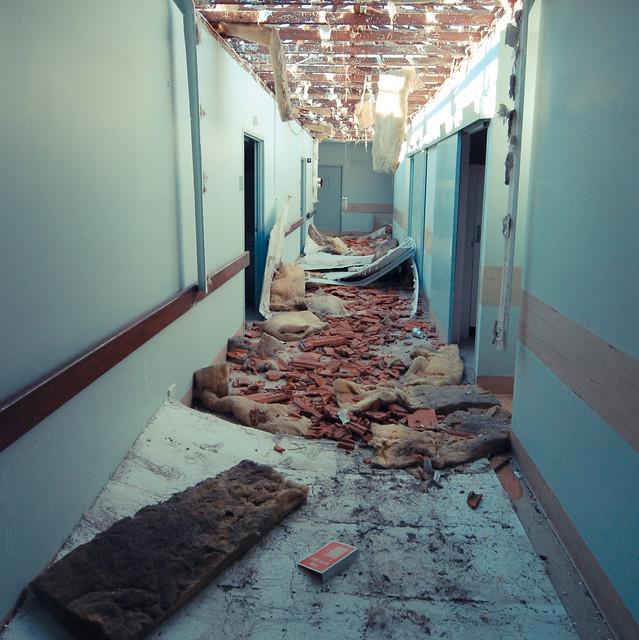 Abandoned Hospital Perth Australia Flickr Photo Sharing