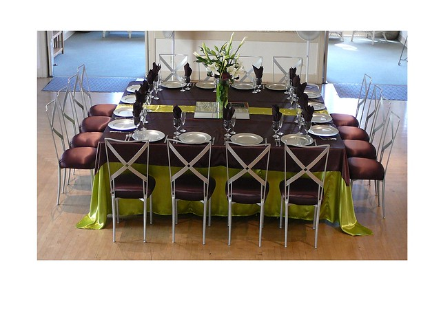 Square Dining Table 8