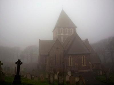 Spooky fog! - Aldermey   Flickr - Photo Sharing!