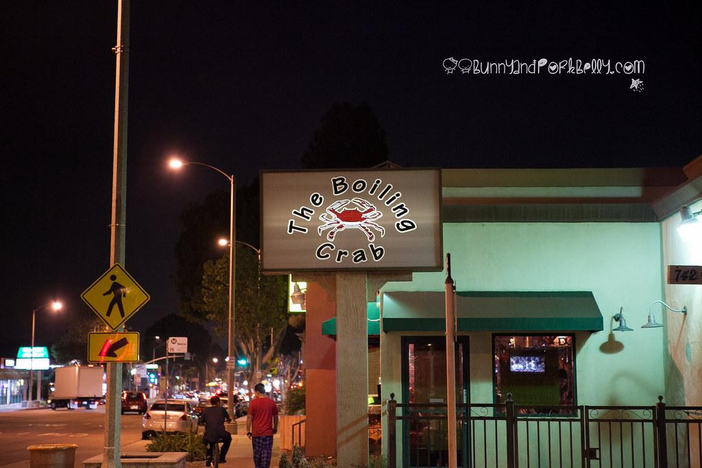 Cajun San Francisco Seafood
