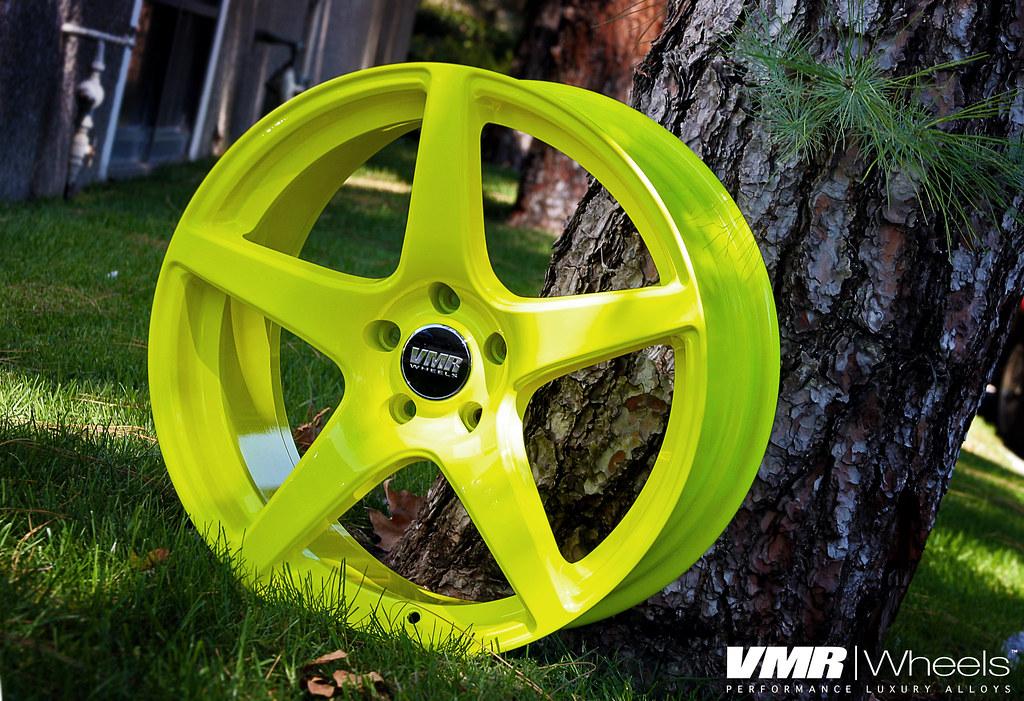 2014 Bmw Black Powder Coated Wheels