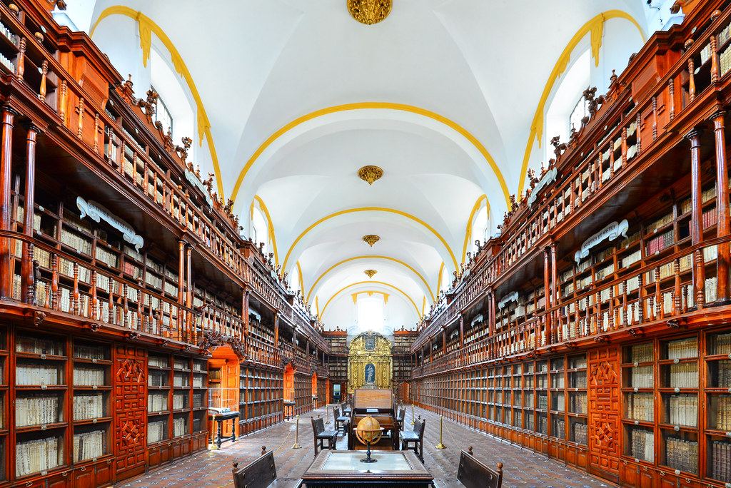 20 Of The Most Beautiful Libraries In The World