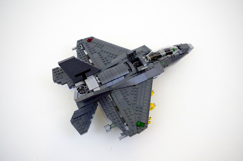 jskaare s most recent Flickr photos   Picssr Short takeoff vertical landing mode   LEGO F 35B Lightning II