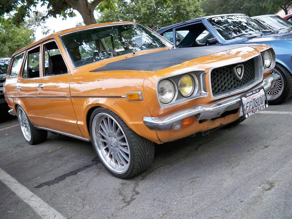 mazda rx4 wagon - HD1024×768
