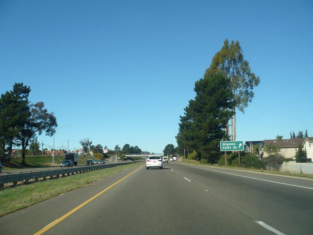 San Luis Obispo County Airport Map