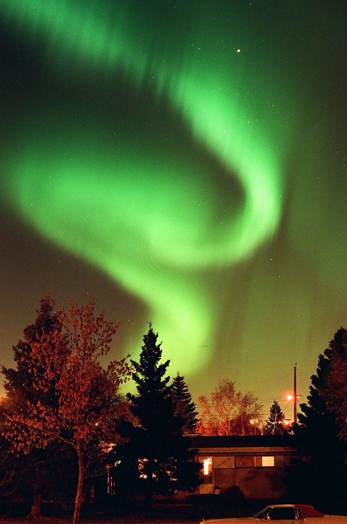 Best Places See Northern Lights Canada
