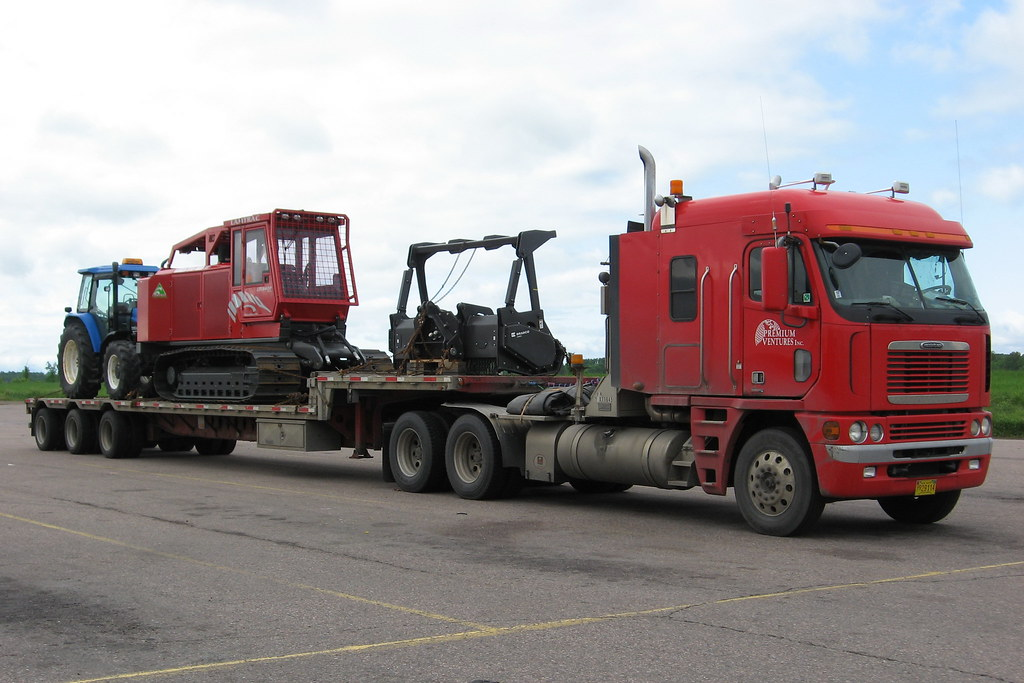 Auto Hauler Freightliner Argosy