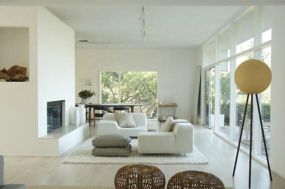 Living Room Elle Decor