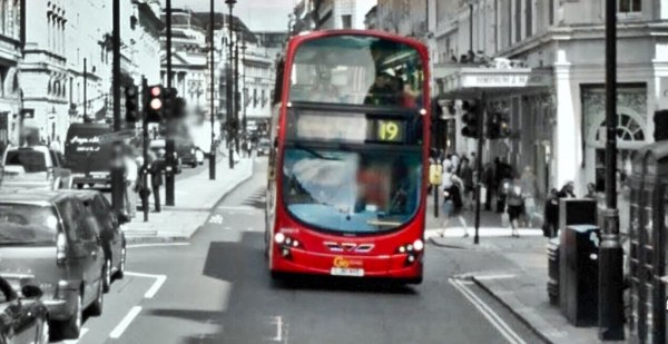 ikea pictures london bus # 47