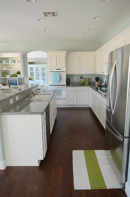 Colors Contemporary Paint Kitchen