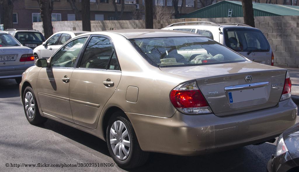 Xle V4 Toyota 2006 Camry