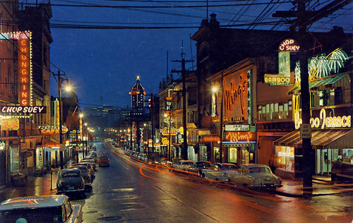 Vancouver S Chinatown What Was Vancouver S