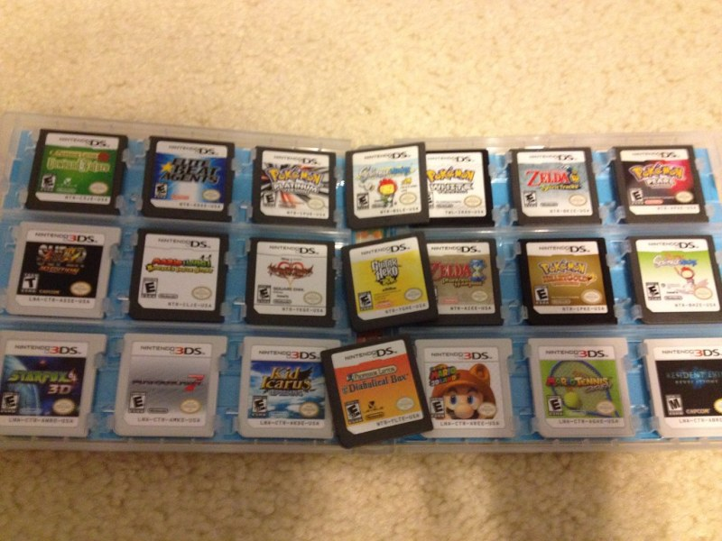 3DS Games  Physical Copy vs Digital Copy   The Geek s Portal