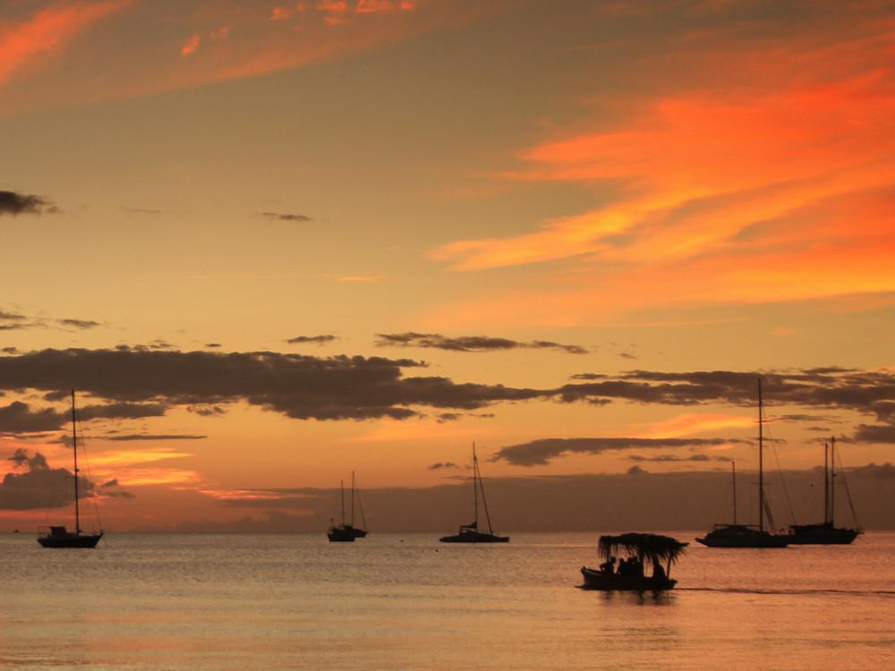 Cabanas En Boqueron Puerto Rico