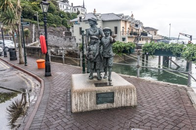 Annie Moore Memorial In Cobh (Cork) | Flickr - Photo Sharing!