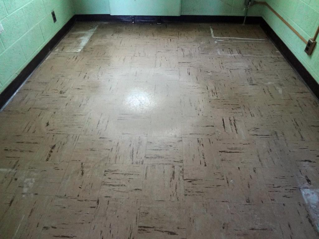 From Floor Tile Asbestos Exposure