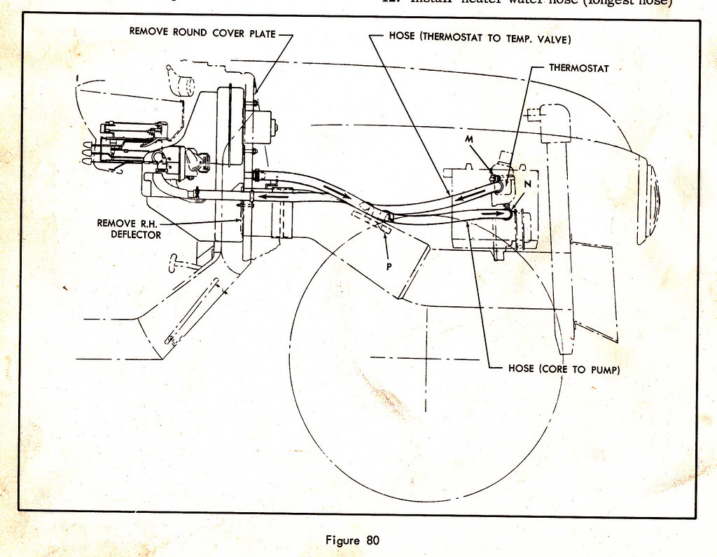 1950 Plymouth Special Deluxe Wiring Diagram