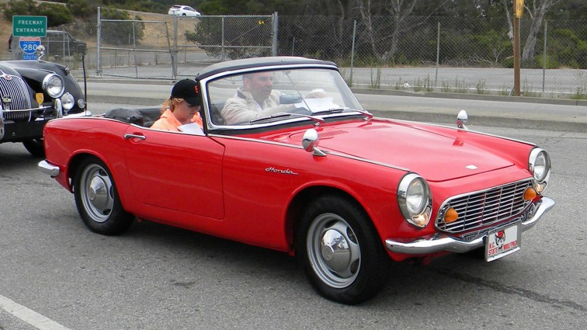 1976 volkswagen cars » Blog Post   Honda s Sports Car Past  and Its Future   Car Talk 1965 Honda S600 Roadster  XVS 1426   2 by Jack Snell   Thanks for