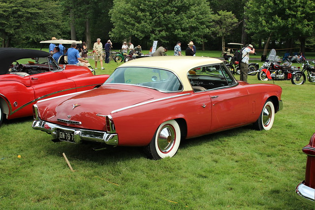 1953 Commander Studebaker Starlight Coupe
