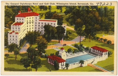 The General Oglethorpe Hotel and Golf Club, Wilmington ...
