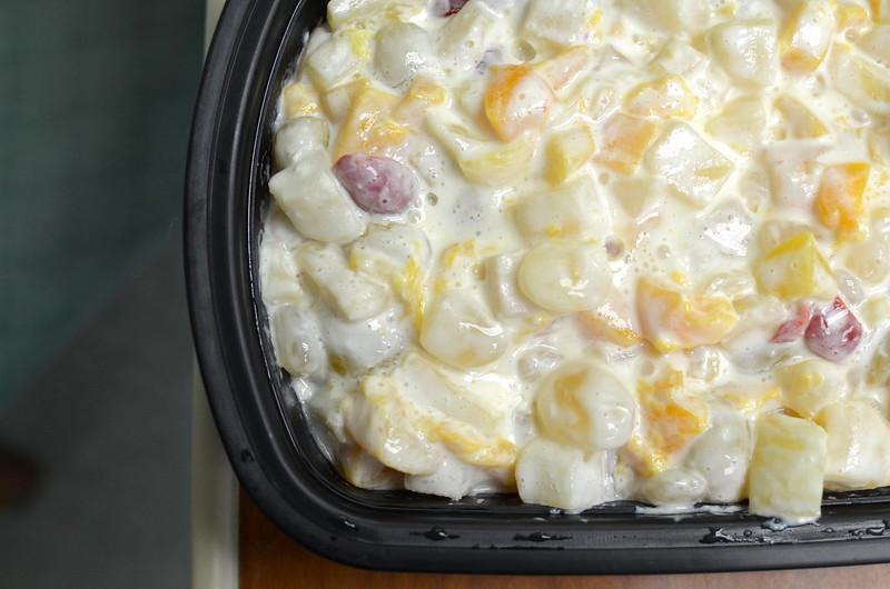 Cream Puff Dessert Making