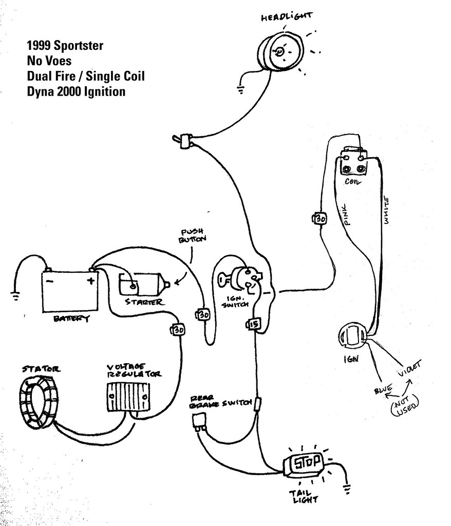 1999 sporty wiring diagram