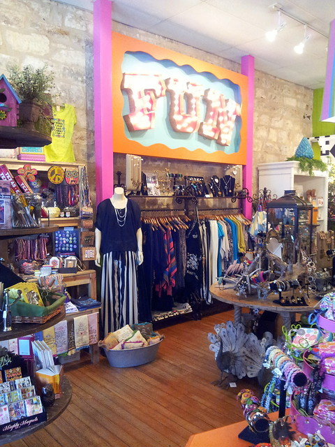 Texas: Shopping Fredericksburg - Last Day Ago