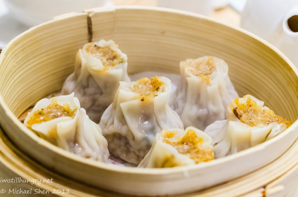 Shanghai Juicy Pork Dumplings